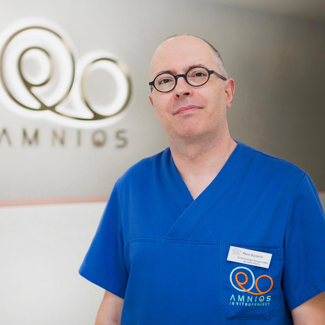 Dr. Paco Guijarro - Clínica Amnios In Vitro Project